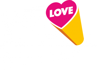 We Love Retro - logo