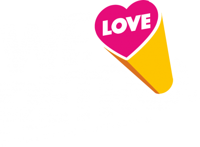 We Love Retro - logo